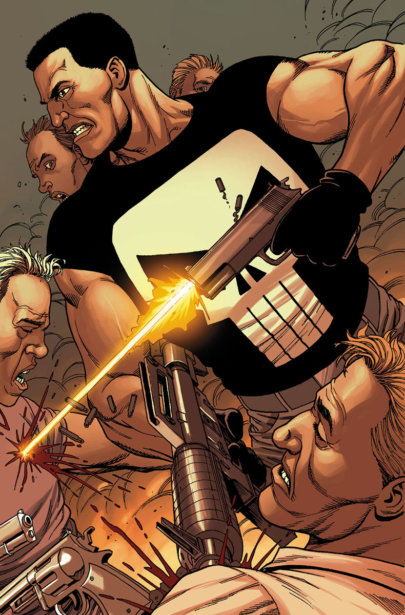 The Punisher 1 Preview 3