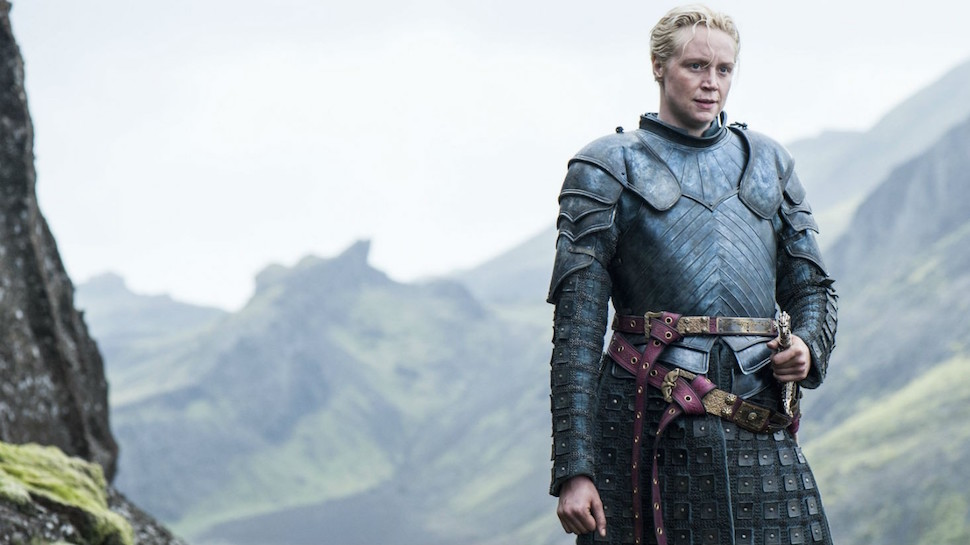 George R.R. Martin Says Brienne of Tarth Is the Descendant of Legendary Knight