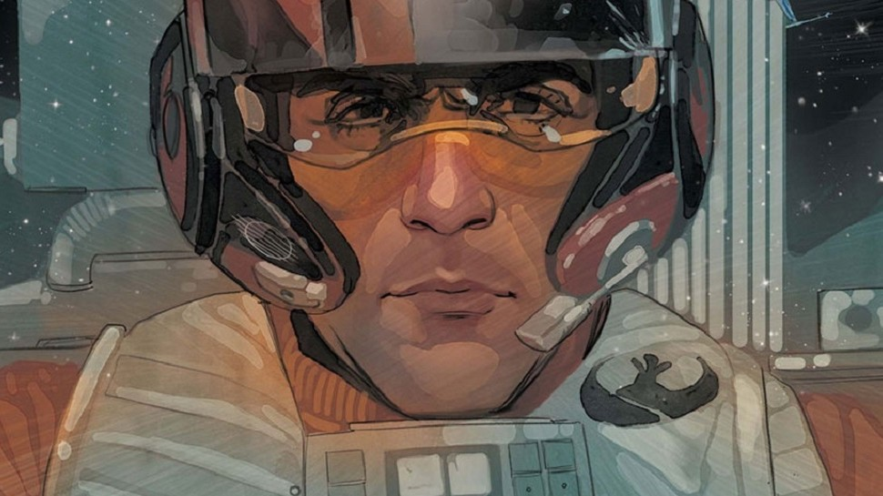 Review: POE DAMERON #1 Is a Well-Crafted Reunion with Our Favorite FORCE AWAKENS Pilot