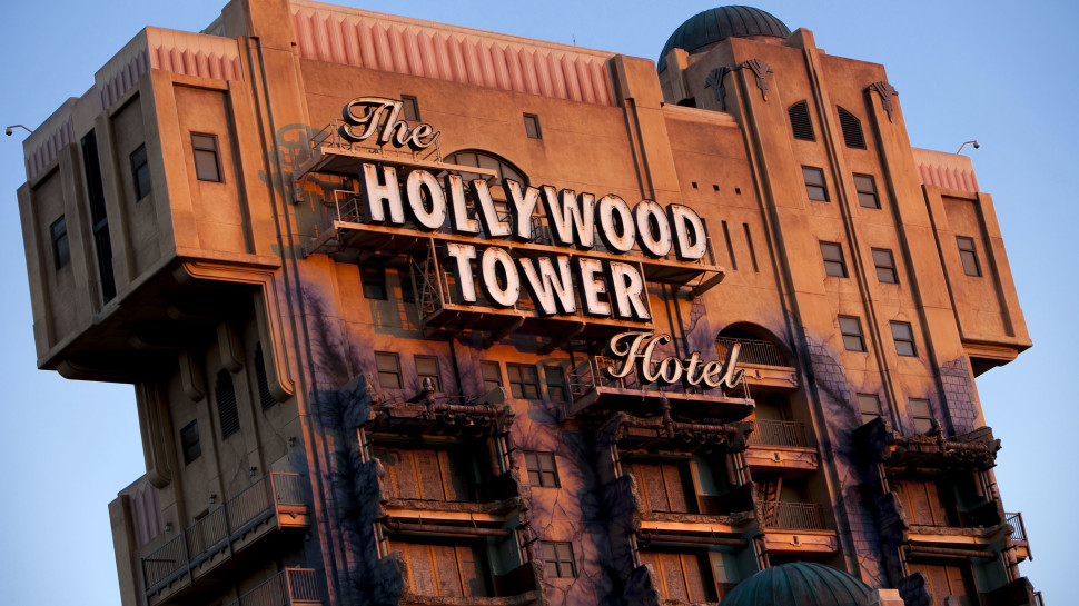 GUARDIANS OF THE GALAXY Ride to Take Over Disneyland's Tower Of Terror