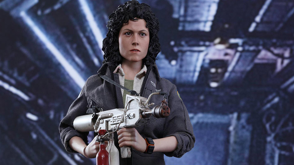 Ripley From ALIEN Gets a Sigourney Sculpt in 12 Inches for the First Time