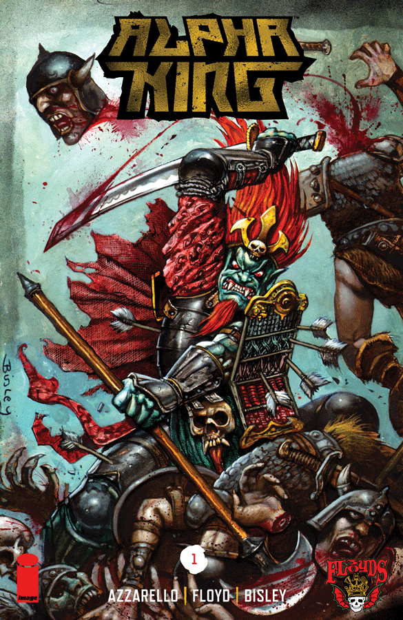 3 Floyds: Alpha King #1 from Image Comics