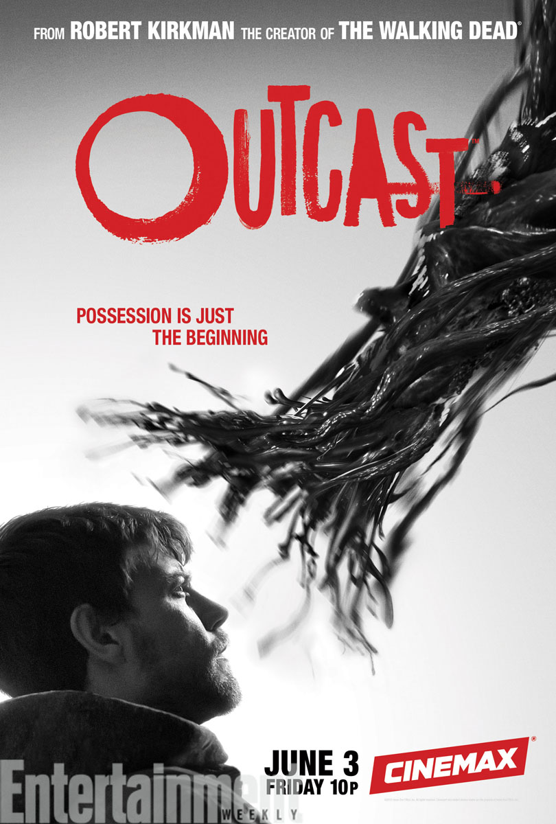 Outcast new poster