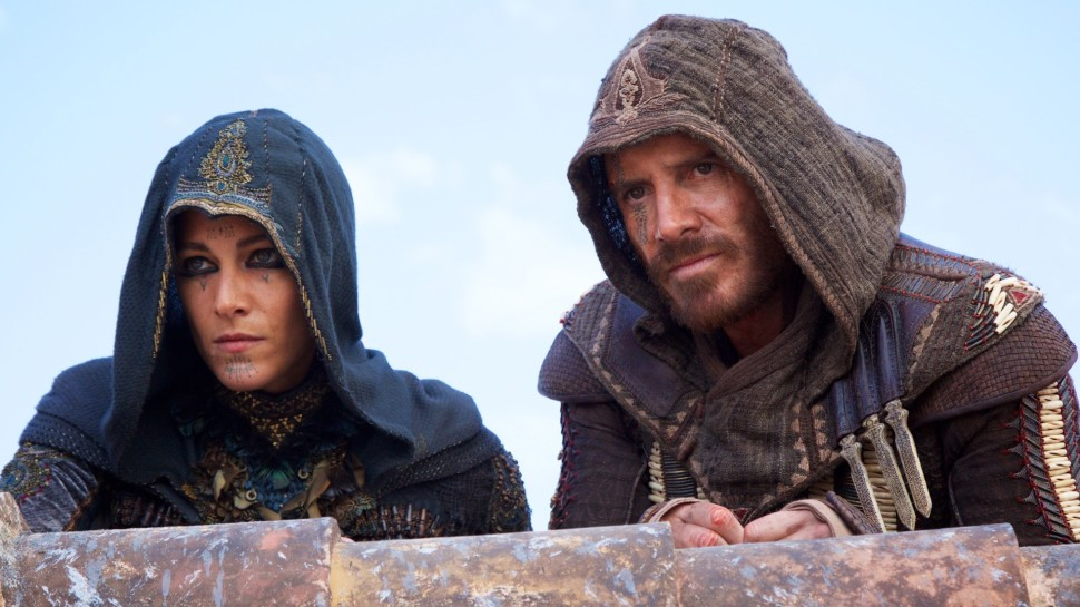 12 Things We Learned on the ASSASSIN'S CREED Set