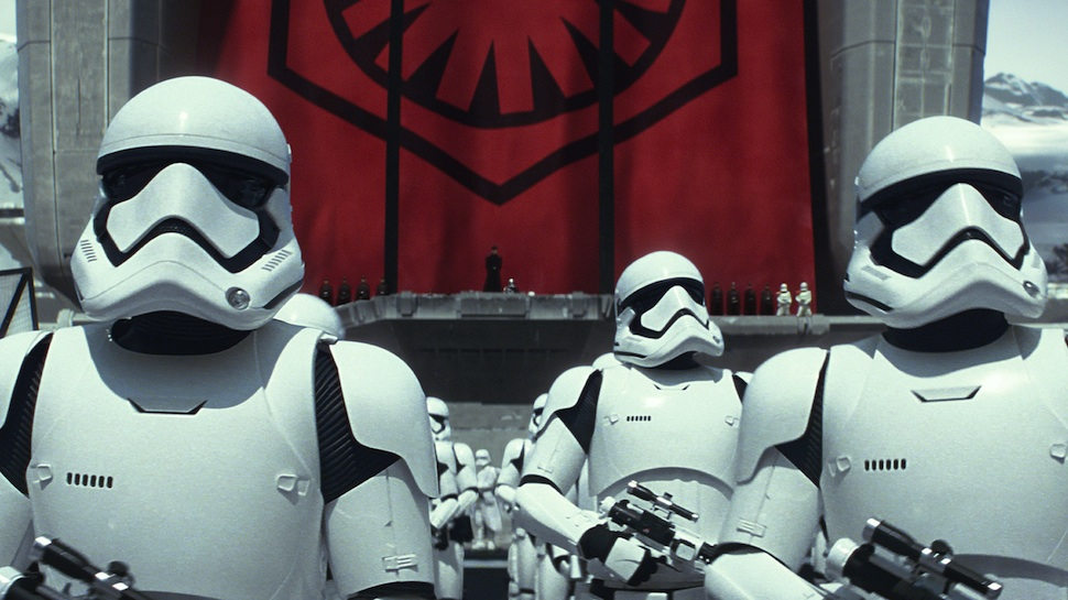 Get a Premier (But Pricey) FORCE AWAKENS Stormtrooper Costume