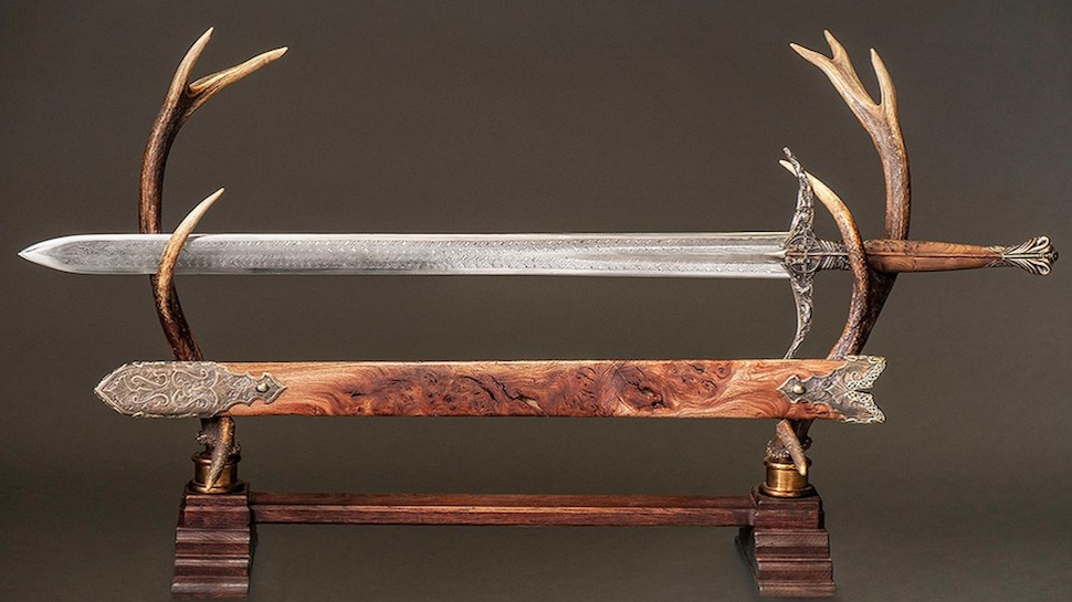 A Closer Look at Heartsbane, GAME OF THRONES' Valyrian Steel Sword