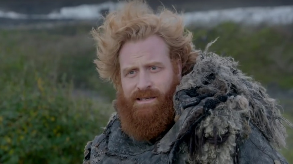 GAME OF THRONES' Kristoffer Hivju Talks THE LAST KING, Axes Vs Swords, and Tormund Dancing