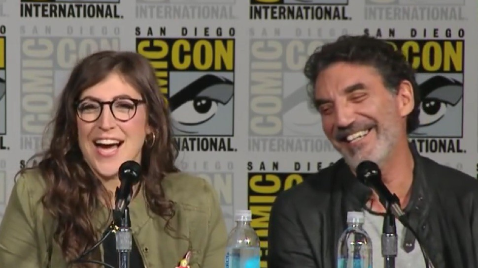 Chuck Lorre & Mayim Bialik, The Ariel Helwani Affair, And More: The Week In Podcasts