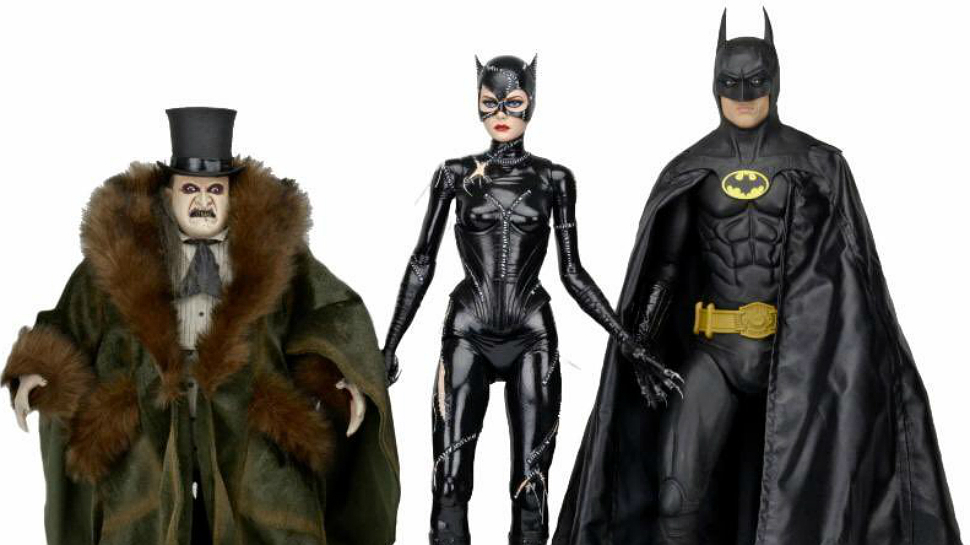 NECA Gives Michelle Pfeiffer's Catwoman a Figure to Die for