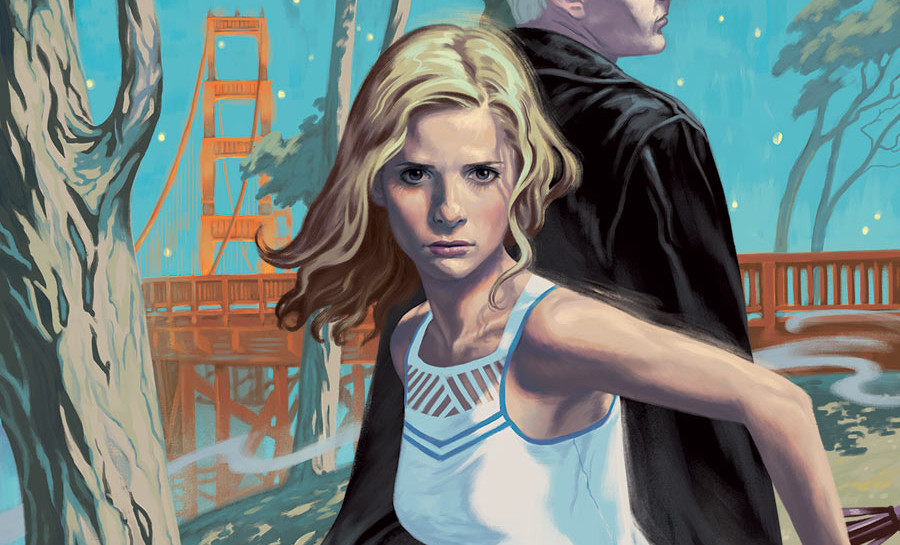 Fall in Love Again with the Romances of BUFFY THE VAMPIRE SLAYER
