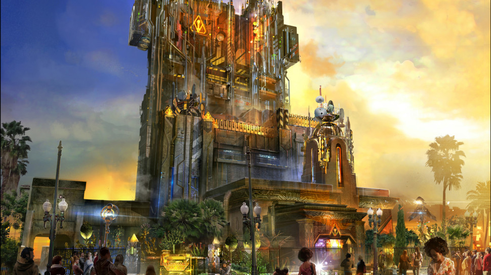 MARVEL SDCC Panel Reveals GUARDIANS OF THE GALAXY Ride, DOCTOR STRANGE Footage
