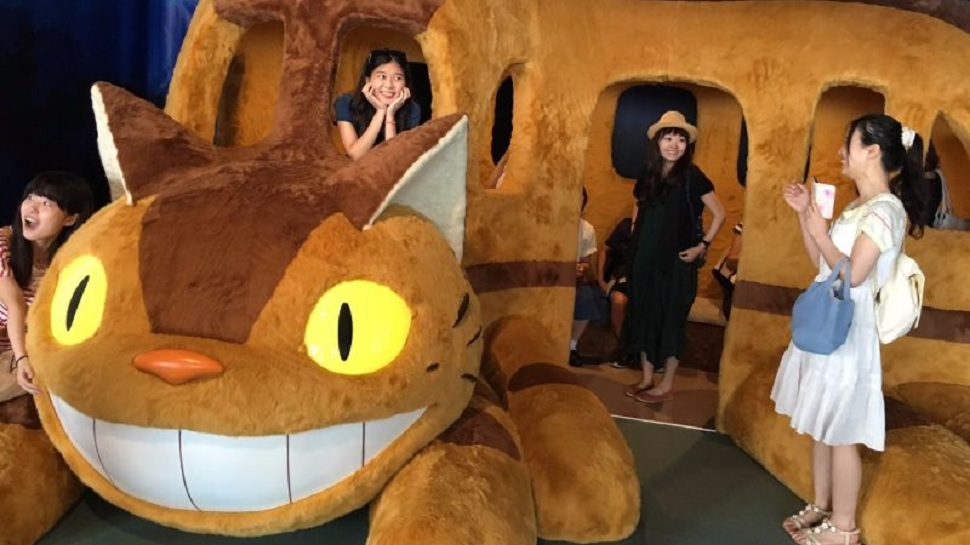 You Can Now Ride in a Full-Size Catbus