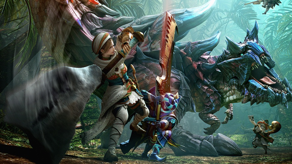 MONSTER HUNTER GENERATIONS Is a Total Beast (Review)
