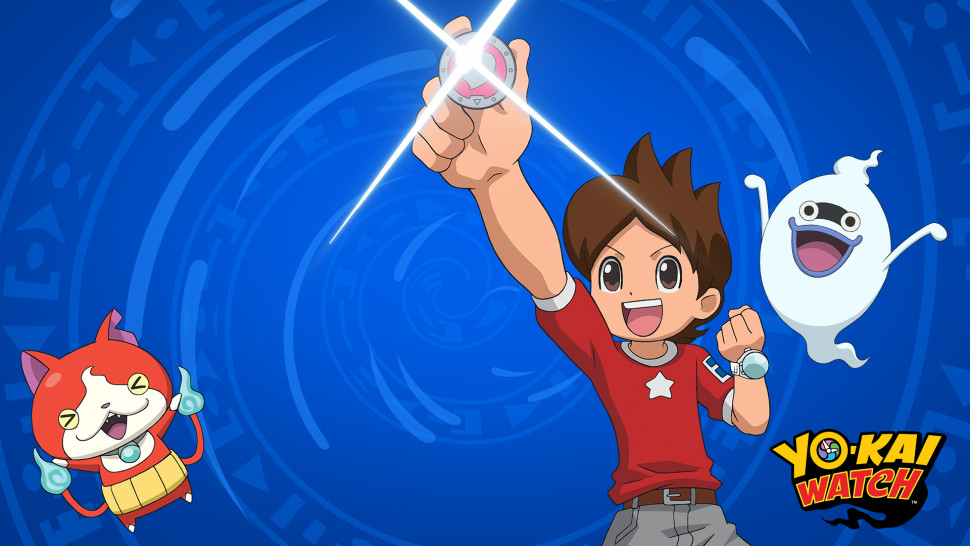 yo kai watch 2 s blasters mode is co op madness nerdist