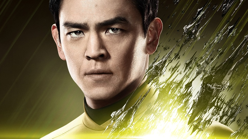 STAR TREK BEYOND Will Make Sulu Its First LGBT Main Crewmember