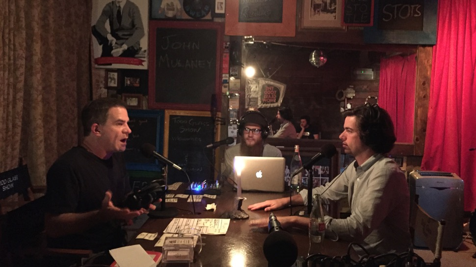 The Todd Glass Show #258: John Mulaney and Part 2 with Eric Ohlsen
