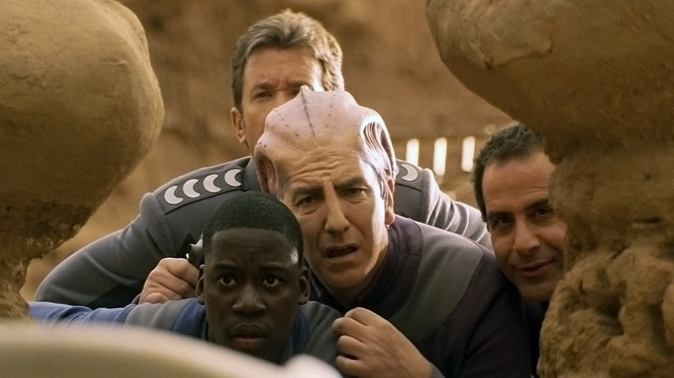 Galaxy Quest TV series back in the works at Amazon