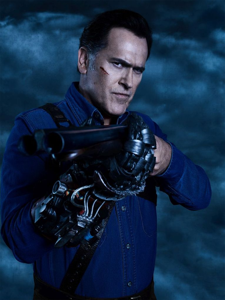 evil dead vs evil dead 2 Ash vs evil dead is a tv series developed by sam & ivan raimi, robert tapert and bruce campbell with campbell starring in the series as ash williams.
