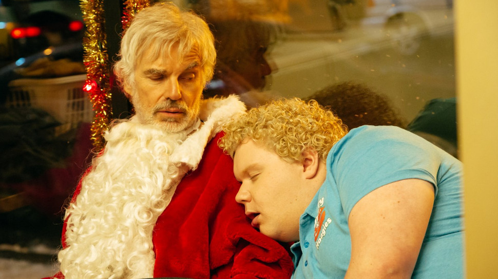 Watch the BAD SANTA 2 Red Band Trailer, and Check Out Loki in THOR: RAGNAROK