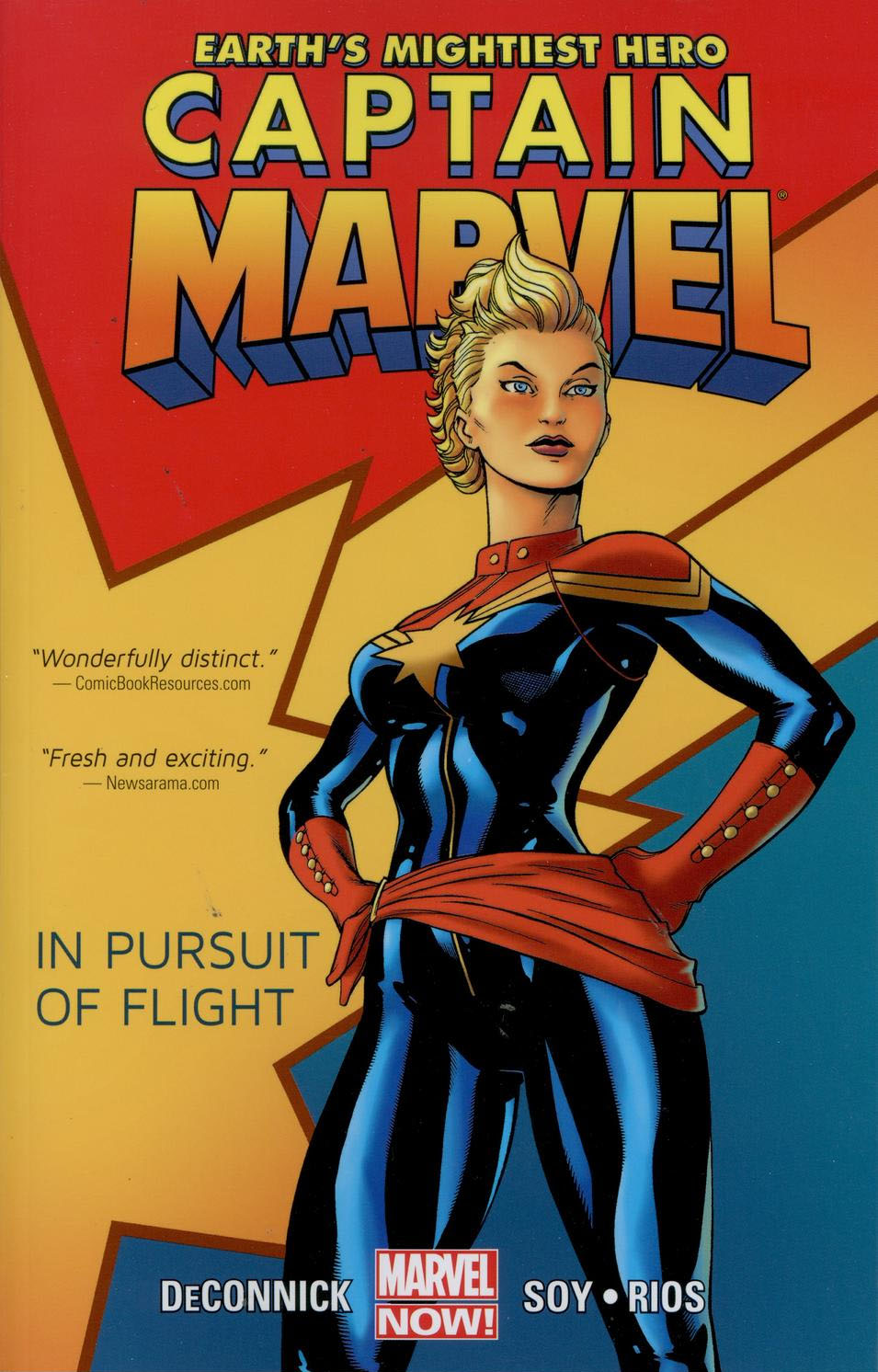 captain marvel best comics