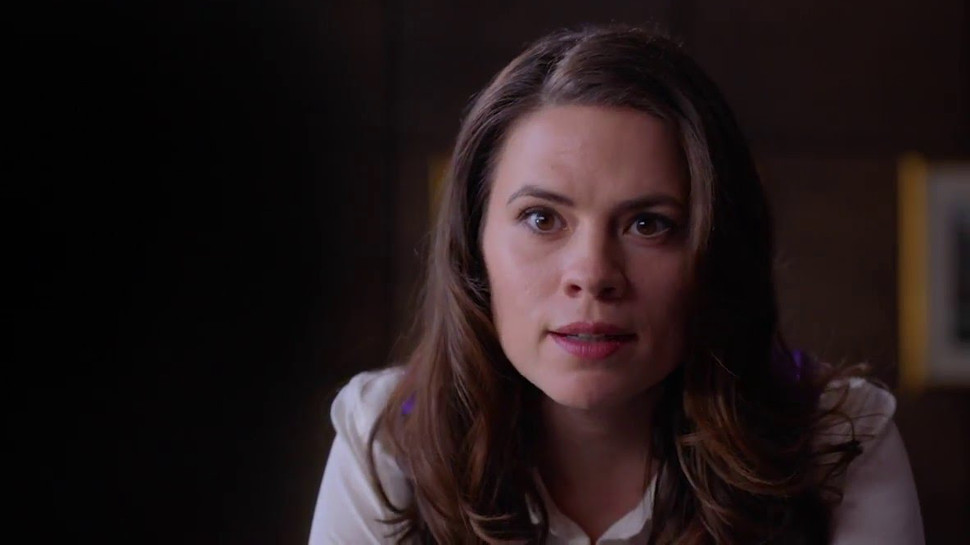 Hayley Atwell Welcomes AGENT CARTER Fans to Her New CONVICTION