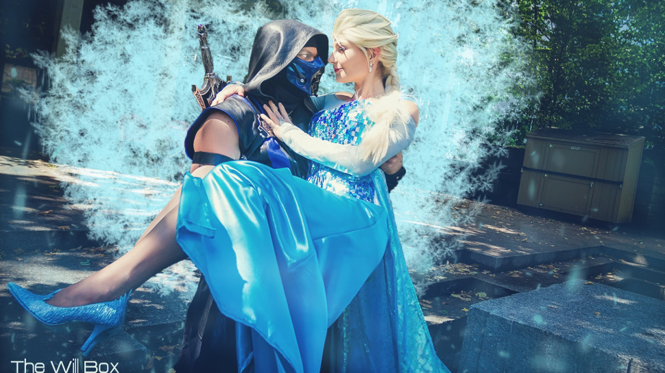 Cosplay Friday #177 – Sub-Zero, Elsa, and More Cosplay Pics by The Will Box