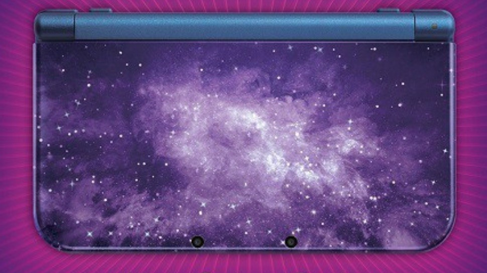 Blast Off with a New Galaxy-Style Nintendo 3DS XL