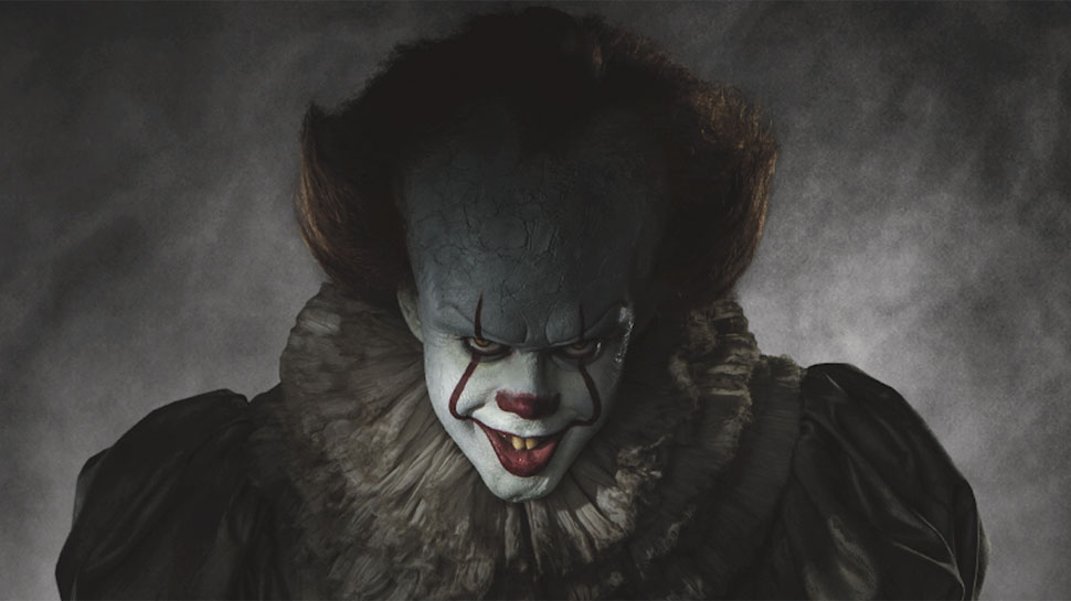 2017 Stephen King It Clown Pennywise