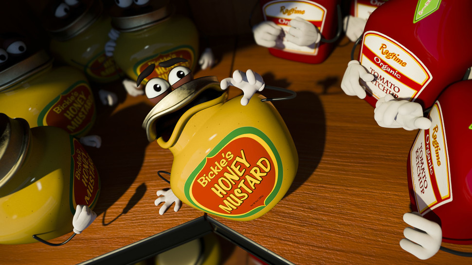SAUSAGE PARTY is Too Much of Everything in It (Review)
