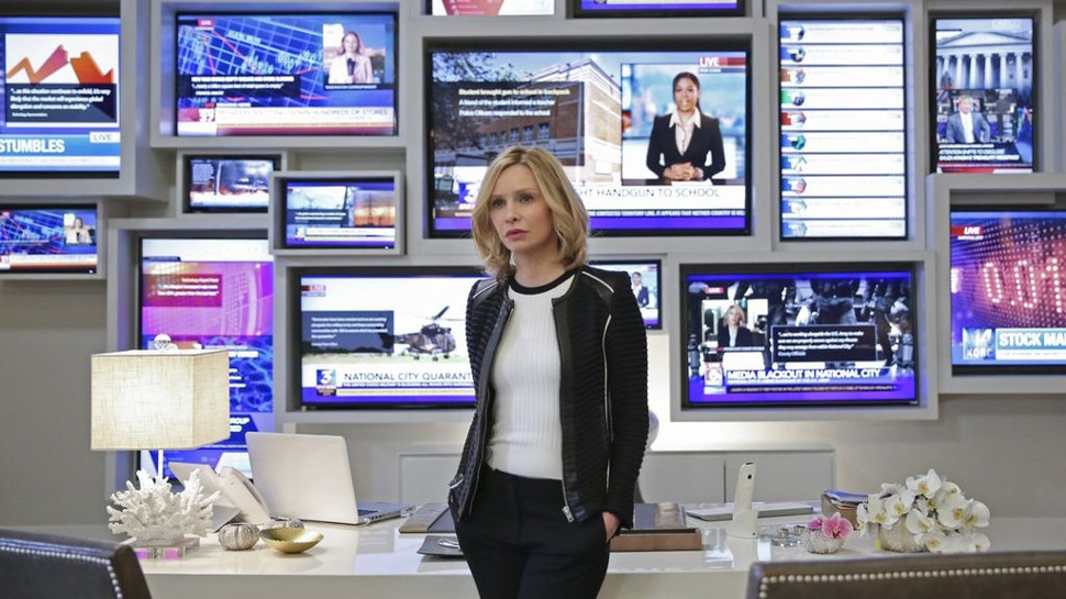 Calista Flockhart Returning to SUPERGIRL, New THE TICK Images, and More TV News