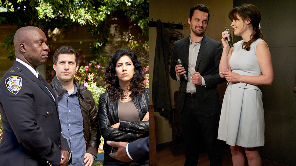 BROOKLYN NINE-NINE and NEW GIRL Will Have an Epic NYC Crossover This Fall