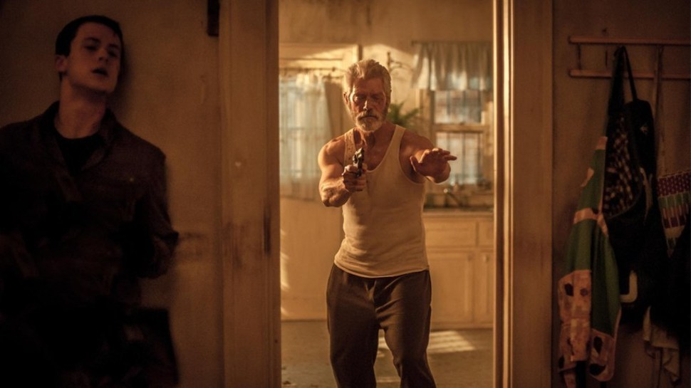 DON'T BREATHE Subverts Home Invasion Tropes Brilliantly (Review)
