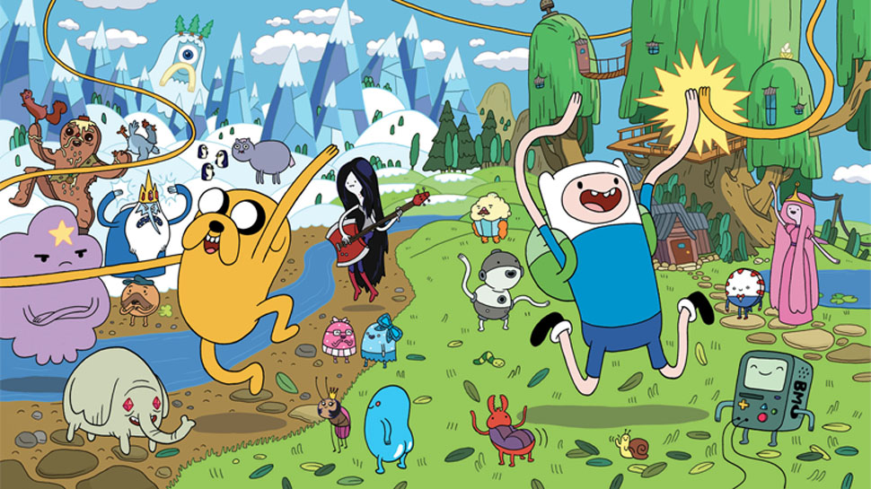 ADVENTURE TIME Will End After Season 9