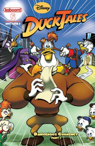 Ducktales 5 cover
