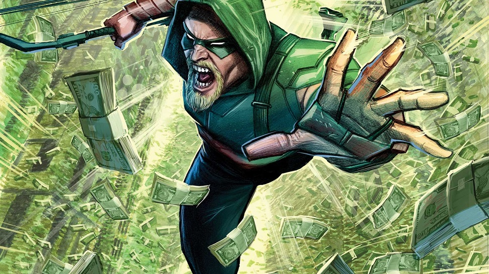 DC Celebrates 75 Years of GREEN ARROW
