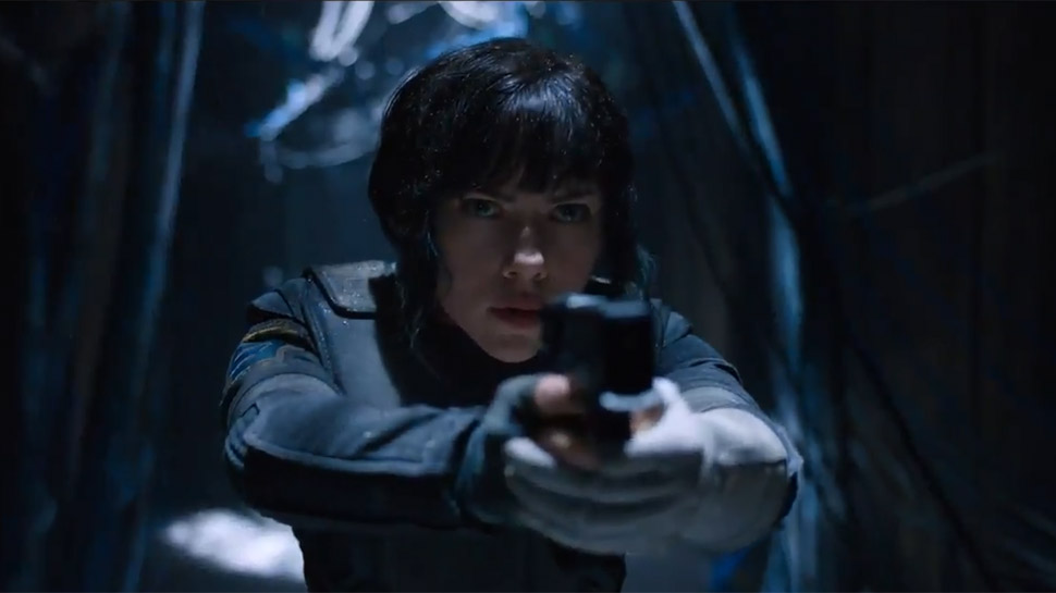 GHOST IN THE SHELL Star Scarlett Johansson Says the Film Will Explore the Major's Humanity
