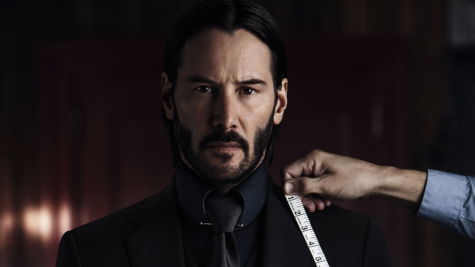 JOHN WICK: CHAPTER 2 is Coming, and Has a Teaser Poster!