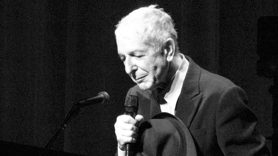 The Intimate Lyricism of Leonard Cohen