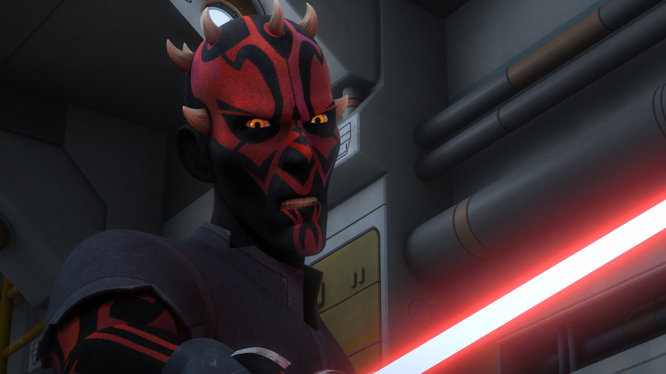 STAR WARS REBELS Recap: Maul Returns and Tempts Fate
