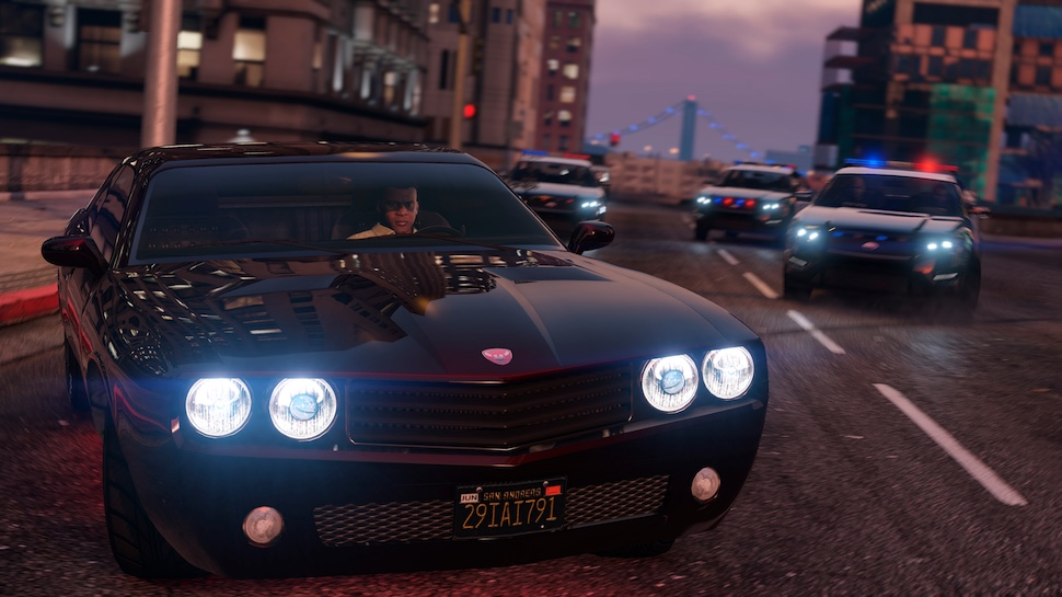 Self-Driving Cars Are Learning To Drive Using GRAND THEFT AUTO V