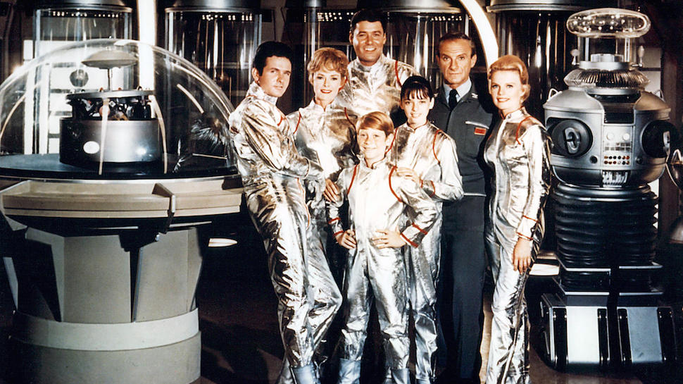 The LOST IN SPACE Reboot Finds Its John Robinson in Toby Stephens