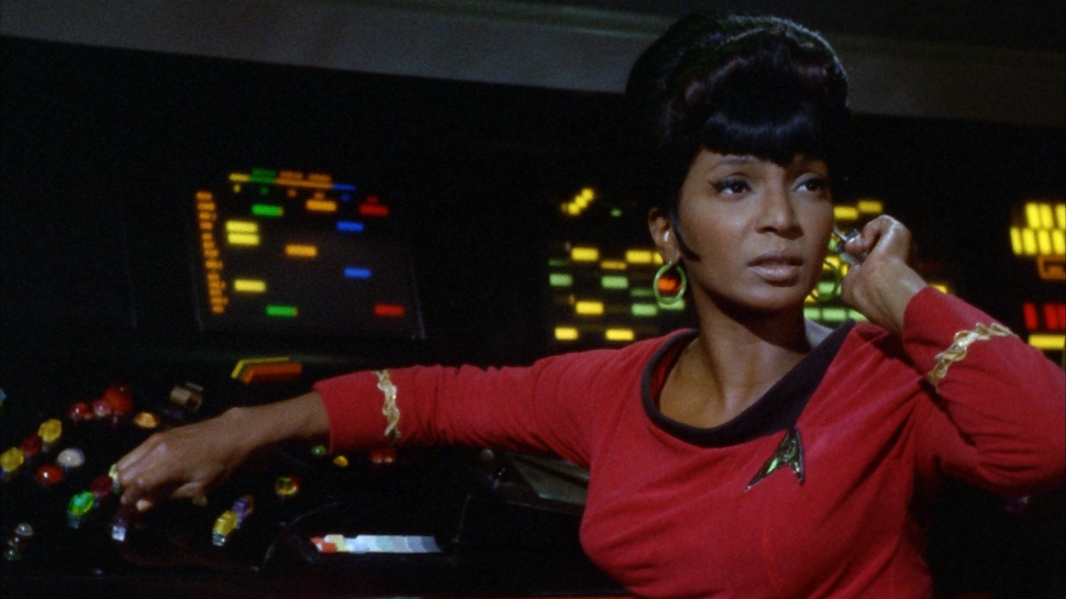 Secret Science Nerds: Nichelle Nichols Boldly Goes Where No One Has Gone Before