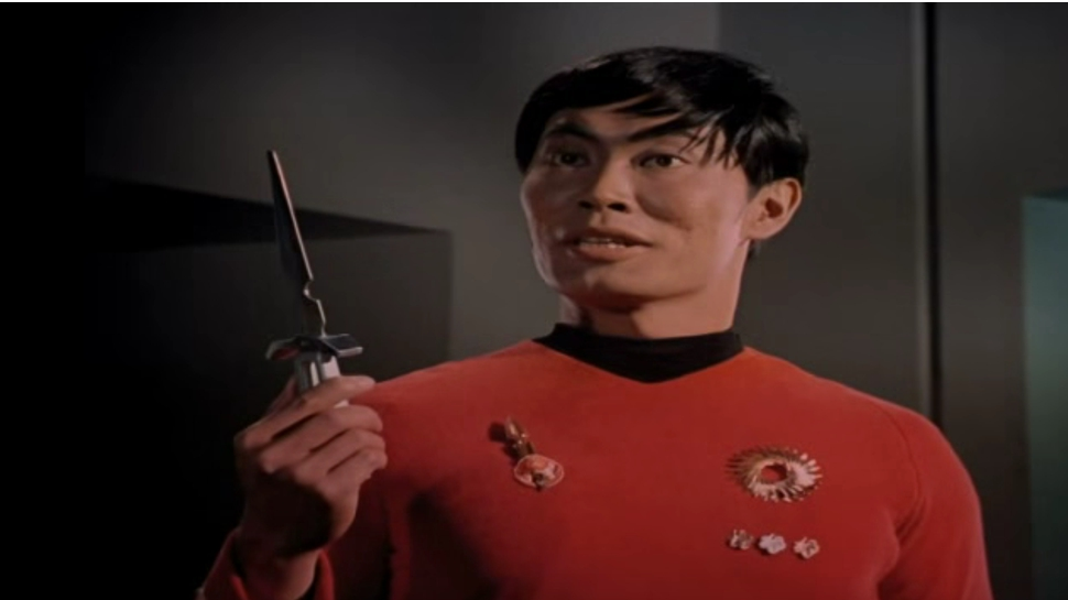 Home Geekonomics: The 5 Best STAR TREK Sulu Merchandise Items