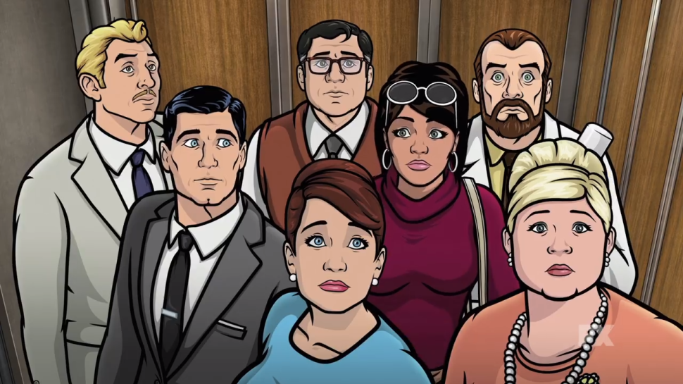 ARCHER Season 8 May Look Different, But It's Just as Funny (NYCC Panel)