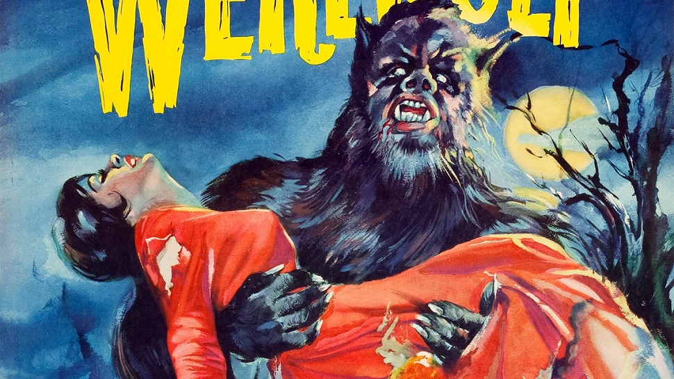 Schlock & Awe: THE CURSE OF THE WEREWOLF