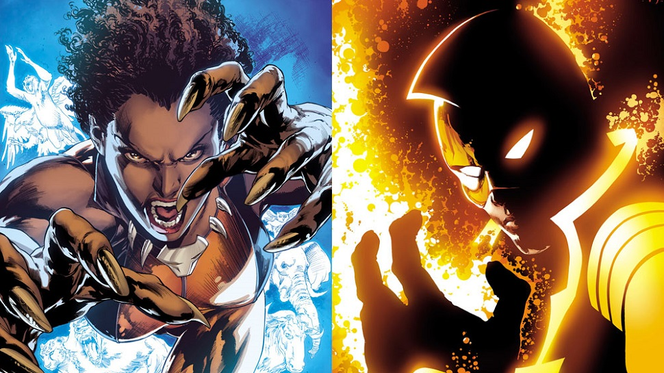 Meet DC's New JUSTICE LEAGUE OF AMERICA Comic Book Team