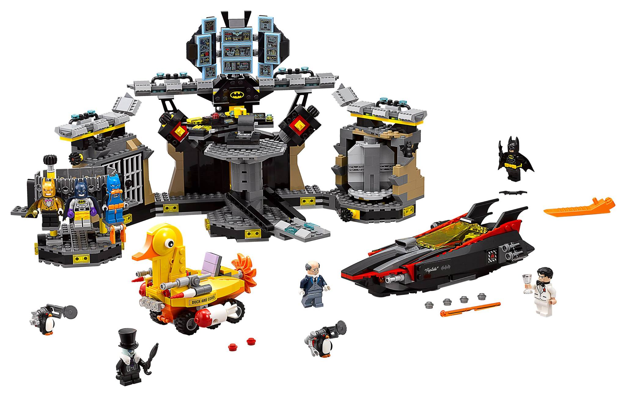 New lego sets from the lego batman movie fly into view for Videos de lego batman