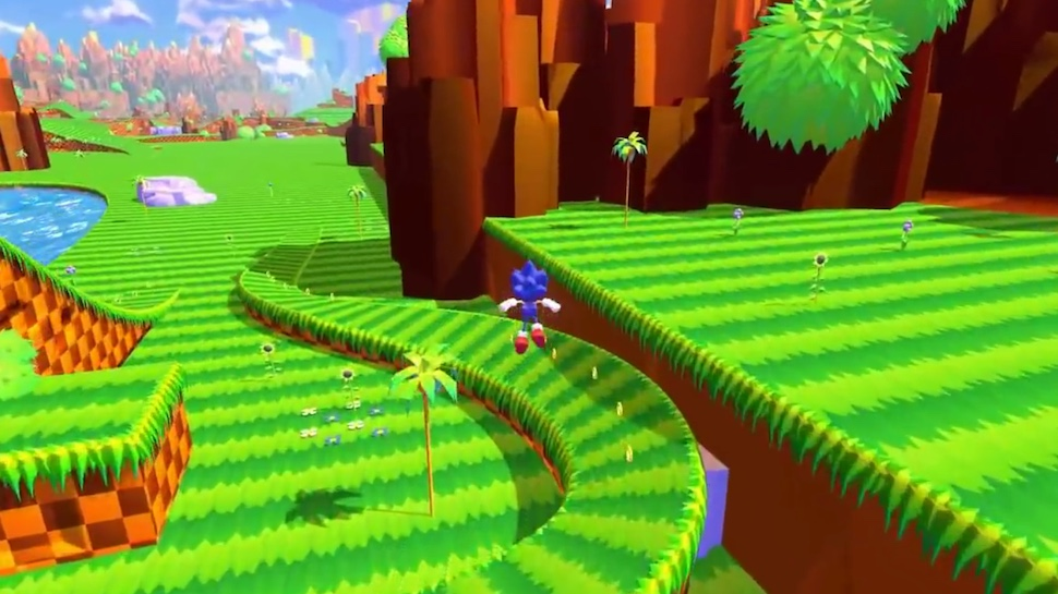 Fan Made Sonic The Hedgehog Game Brings Speed To An Open World Nerdist