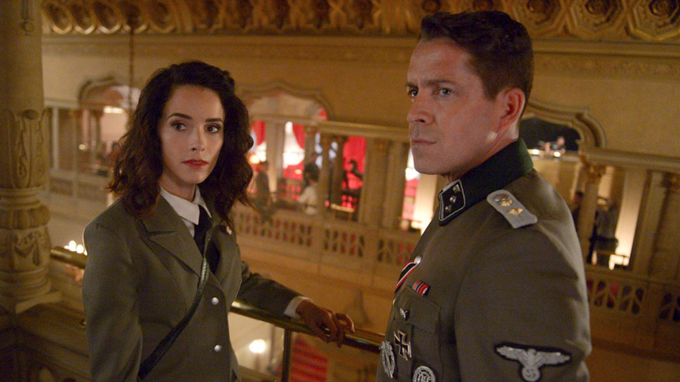 TIMELESS' Sean Maguire Talks Playing Ian Fleming, the Real Life James Bond
