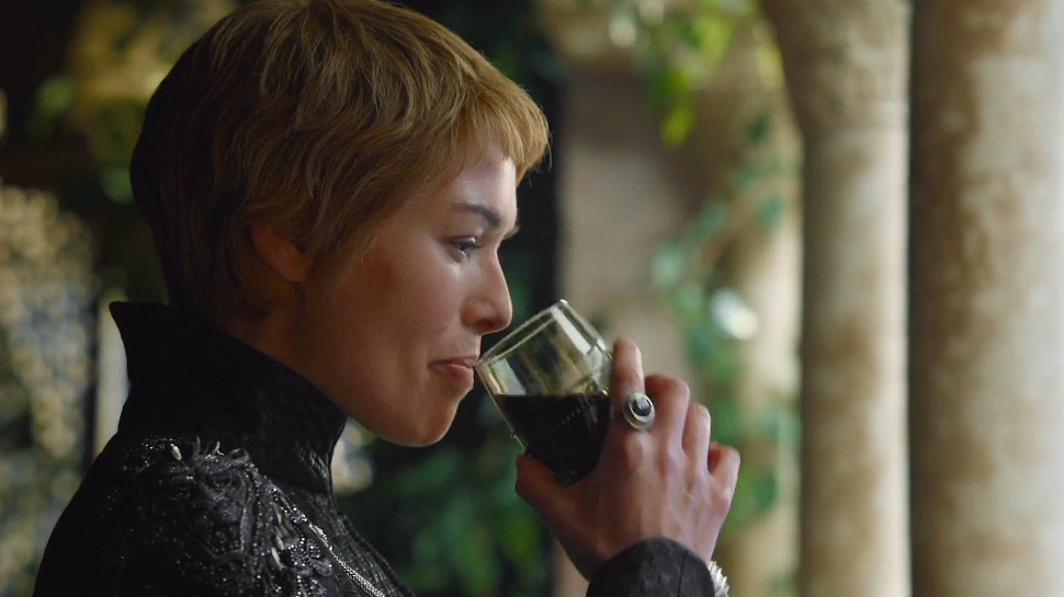 Raise Your Goblet to Official GAME OF THRONES Wine